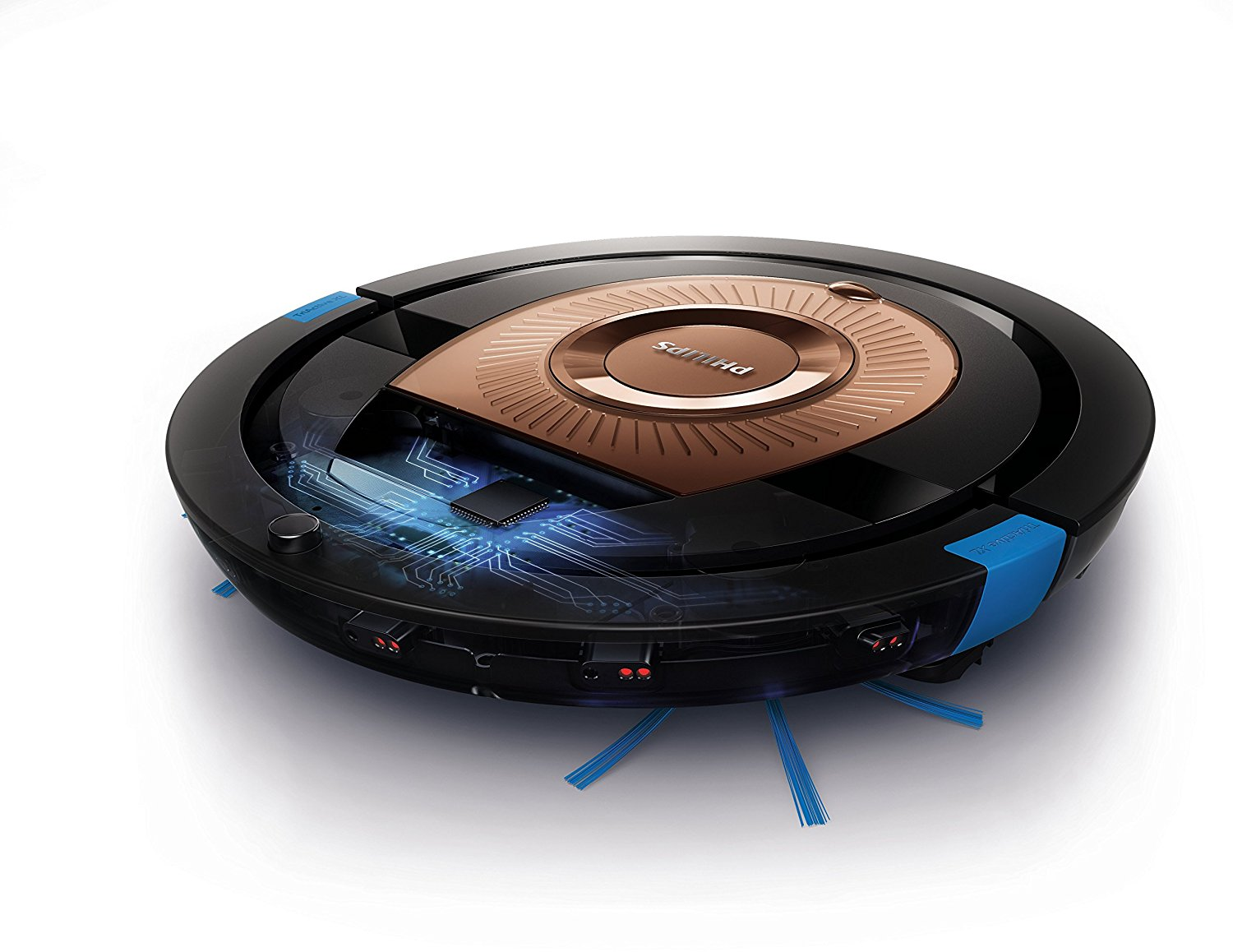 Philips aspirateur robot