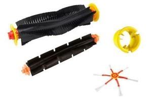 aspirateur robot kit de brosses